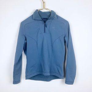 Arc'Teryx Fleece Lined 1/4 Zip Sweatshirt